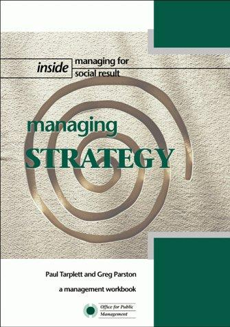 Download Managing Strategy