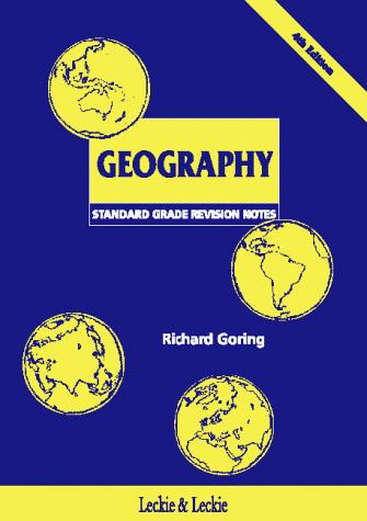 Standard Grade Geography Revision Notes
