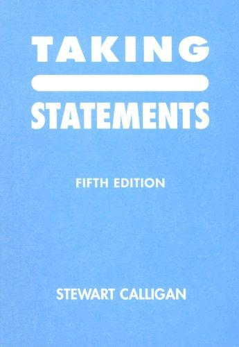 Download Taking Statements