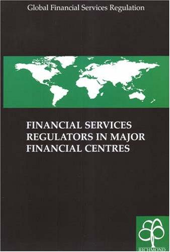 Download Global Financial Services Regulators