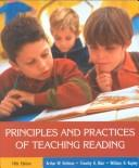 Download Principles and practices of teaching reading