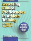 Download Assessing clinical proficiencies in athletic training