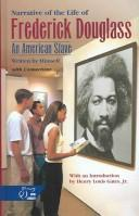 Download Narrative of the life of Frederick Douglass, an American slave