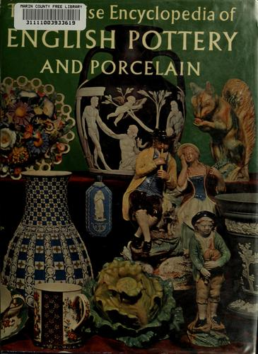 Download The concise encyclopedia of English pottery and porcelain
