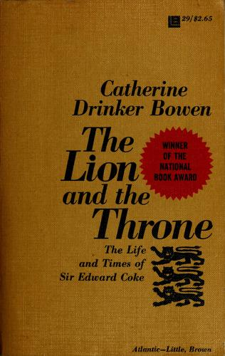 Download The Lion and the throne