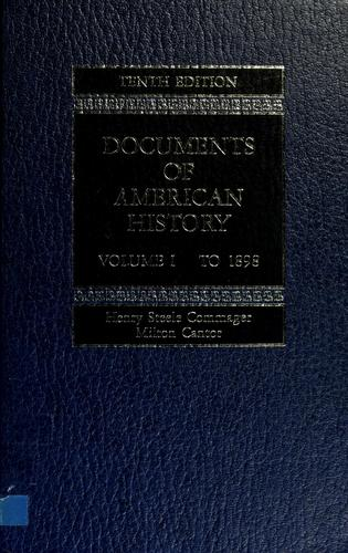 Download Documents of American history