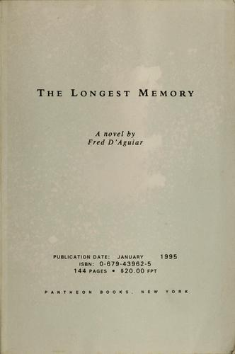 Download The longest memory