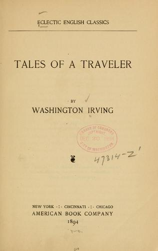 Download Tales of a traveler