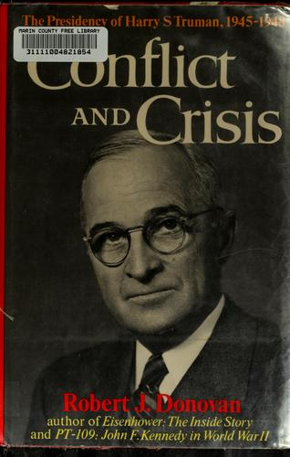 Download Conflict and crisis