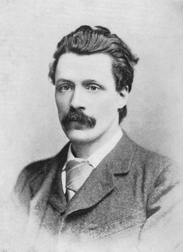 Photo of George Gissing