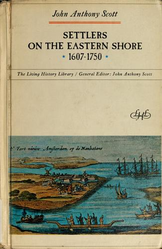 Download Settlers on the Eastern Shore, 1607-1750.