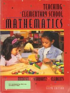 Download Teaching elementary school mathematics.
