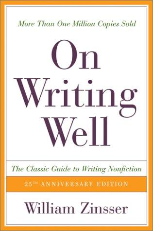 Download On writing well