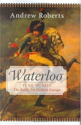 Download Waterloo: June 18, 1815