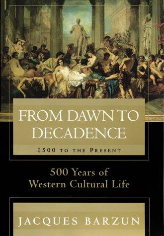Download From dawn to decadence