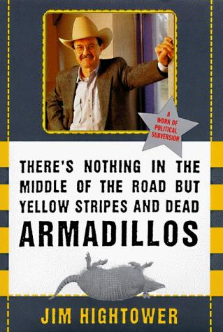 Download There's nothing in the middle of the road but yellow stripes and dead armadillos