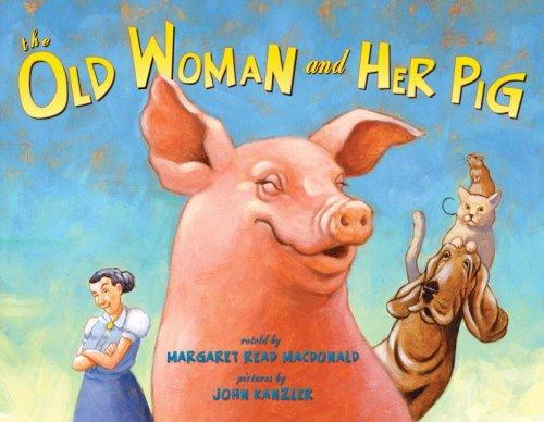 Download The Old Woman and Her Pig
