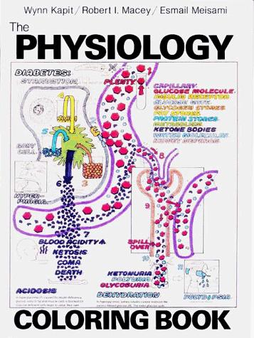 Download The physiology coloring book