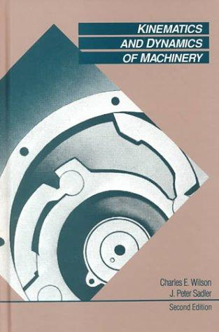 Download Kinematics and dynamics of machinery