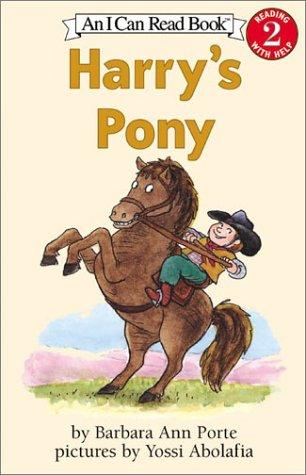 Harry's Pony (I Can Read Book 2)