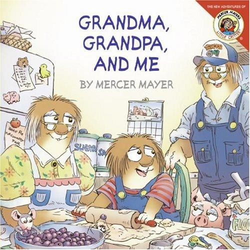 Grandma, Grandpa and Me