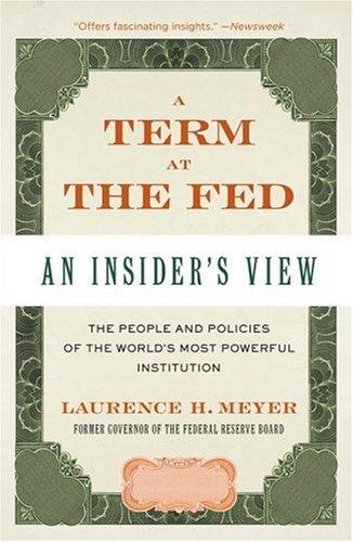 Download A Term at the Fed