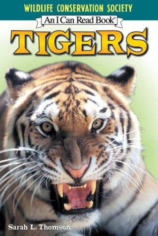 Tigers (I Can Read Book 2)