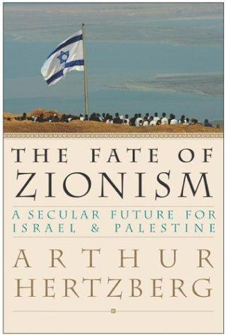 Download The fate of zionism