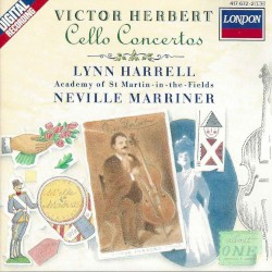 Cello Concertos by Victor Herbert ;   Lynn Harrell ,   Academy of St Martin in the Fields ,   Neville Marriner