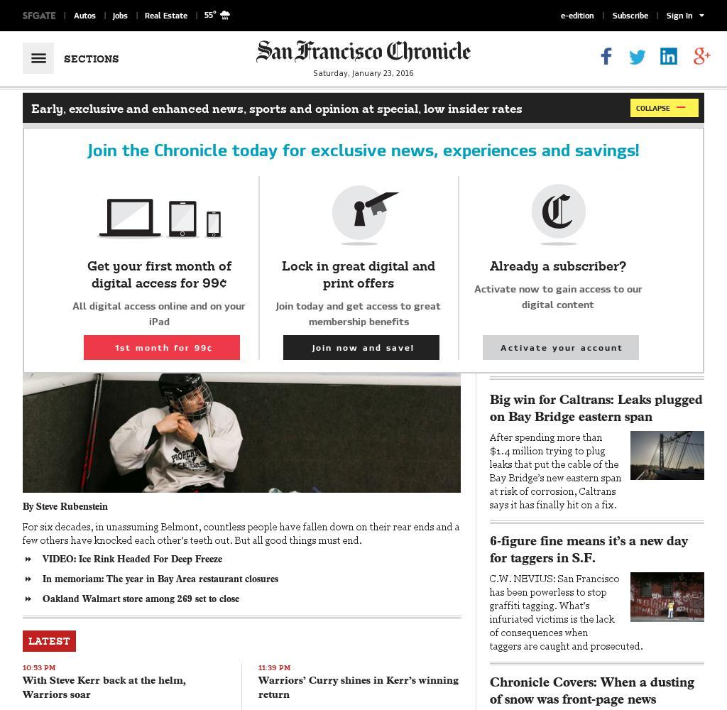 San Francisco Chronicle