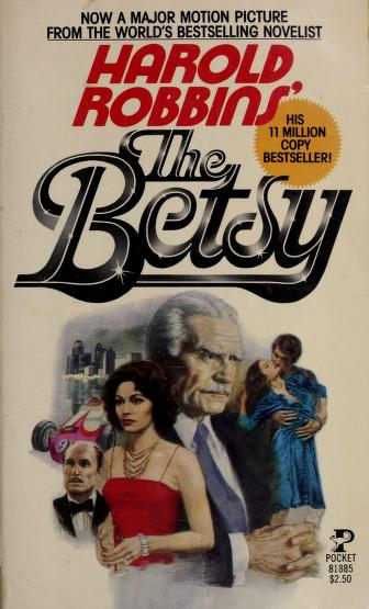 Cover of: Betsy by Harold robbins