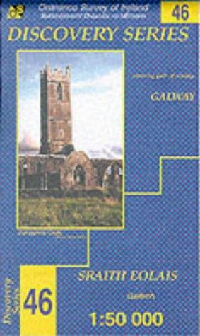 Galway (Irish Discovery Maps Series)