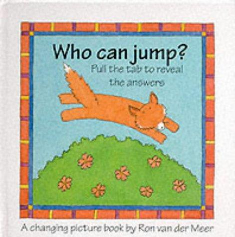 Who Can Jump? by Ron Van Der Meer