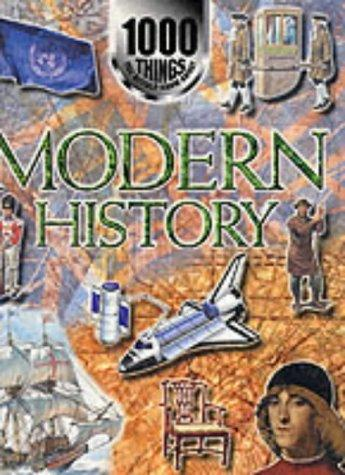 1000 things you should know about modern history by