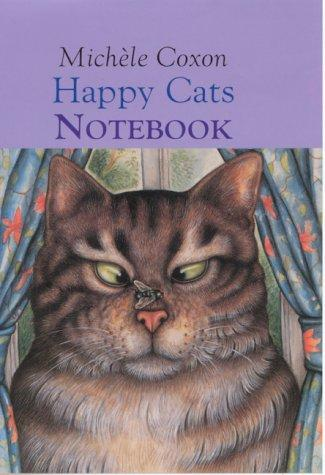 Happy Cat's Notebook by Michele Coxon