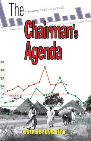 The Chairman's Agenda by Ron Derbyshire