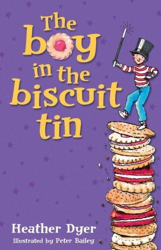 The Boy in the Biscuit Tin by Heather Dyer