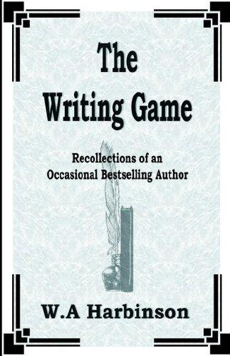 The Writing Game by W. A. Harbinson