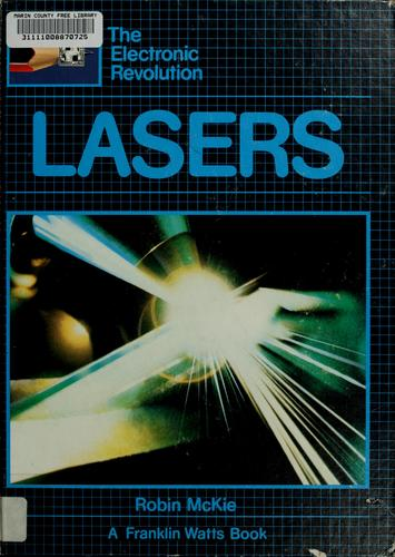 Lasers by Robin McKie