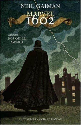 Marvel 1602 by