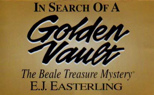 In search of a golden vault by E. J. Easterling