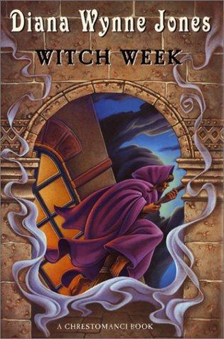 Witch Week (Chrestomanci Books)