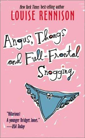 Angus, Thongs and Full-Frontal Snogging (rack) by Louise Rennison